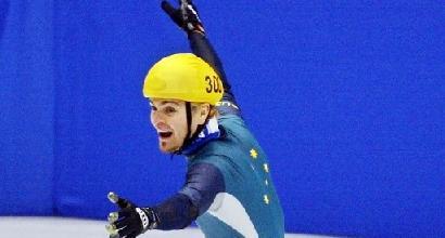 Olimpiadi, 16 anni fa il clamoroso oro di Steven Bradbury