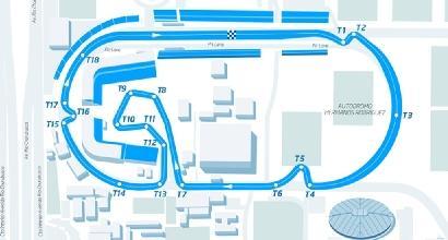 Formula E, Mexico City: il circuito jolly della stagione