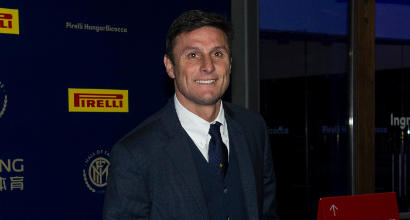 """Zanetti: """"Inter-wall? Imbrattato da vandali. Ma rimane bellissimo: la Storia non si macchia mai"""""""