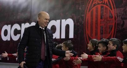 """Fassone: """"Il futuro del Milan è roseo"""""""