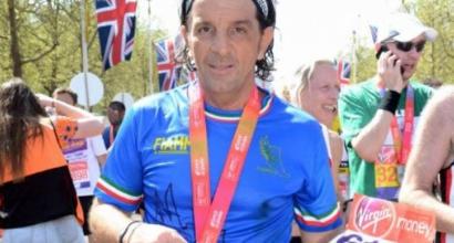 Corridore 59enne 'bara' alla maratona di Londra e batte il campione olimpico