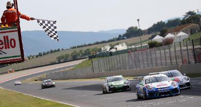 Porsche Carrera Cup Italia, Iaquinta vince gara 1 al Mugello