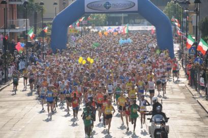 Maratona in autunno, la quinta settimana di allenamento: l'importanza della muscolatura posturale