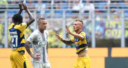 """Inter-Parma, Carra risponde a Spalletti: """"Quello di Dimarco non era rigore, il pallone tocca prima la coscia"""""""