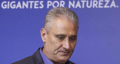 Brasile, Tite punisce Douglas Costa: