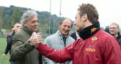 Baldini lascia la Roma: