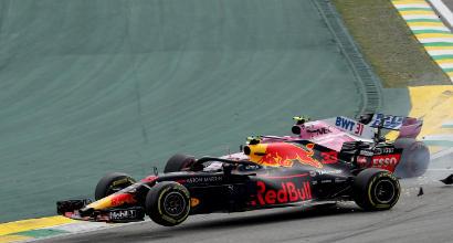 F1 Brasile, rissa sfiorata tra Verstappen e Ocon