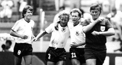 Dallo sgarbo Mondiale allo sputo di Rijkaard: la storia di Germania-Olanda