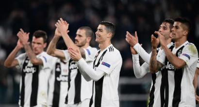 Sorteggio ottavi: la Juve quasi prima tifa Napoli secondo