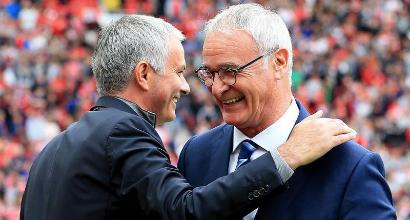 """Premier, Ranieri e l'amico Mou: """"Il primo a darmi il bentornato"""""""