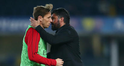Milan, derby a rischio per Gattuso