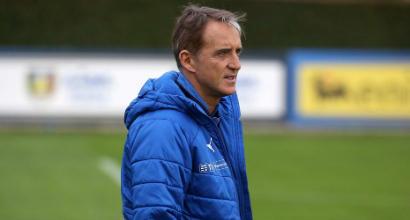 """Nazionale, Mancini: """"Il talento c'è sempre stato, ma i giovani devono giocare di più"""""""