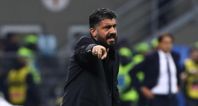 """Gattuso: """"Fatta una figuraccia"""""""