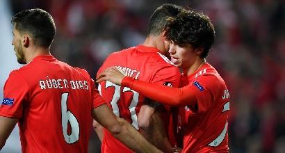 Il Manchester United sfida la Juventus per Joao Felix e Ruben Dias