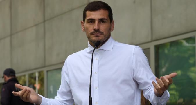 """Casillas su Twitter: """"La Juventus fa colpi magici, degni di Houdini"""""""