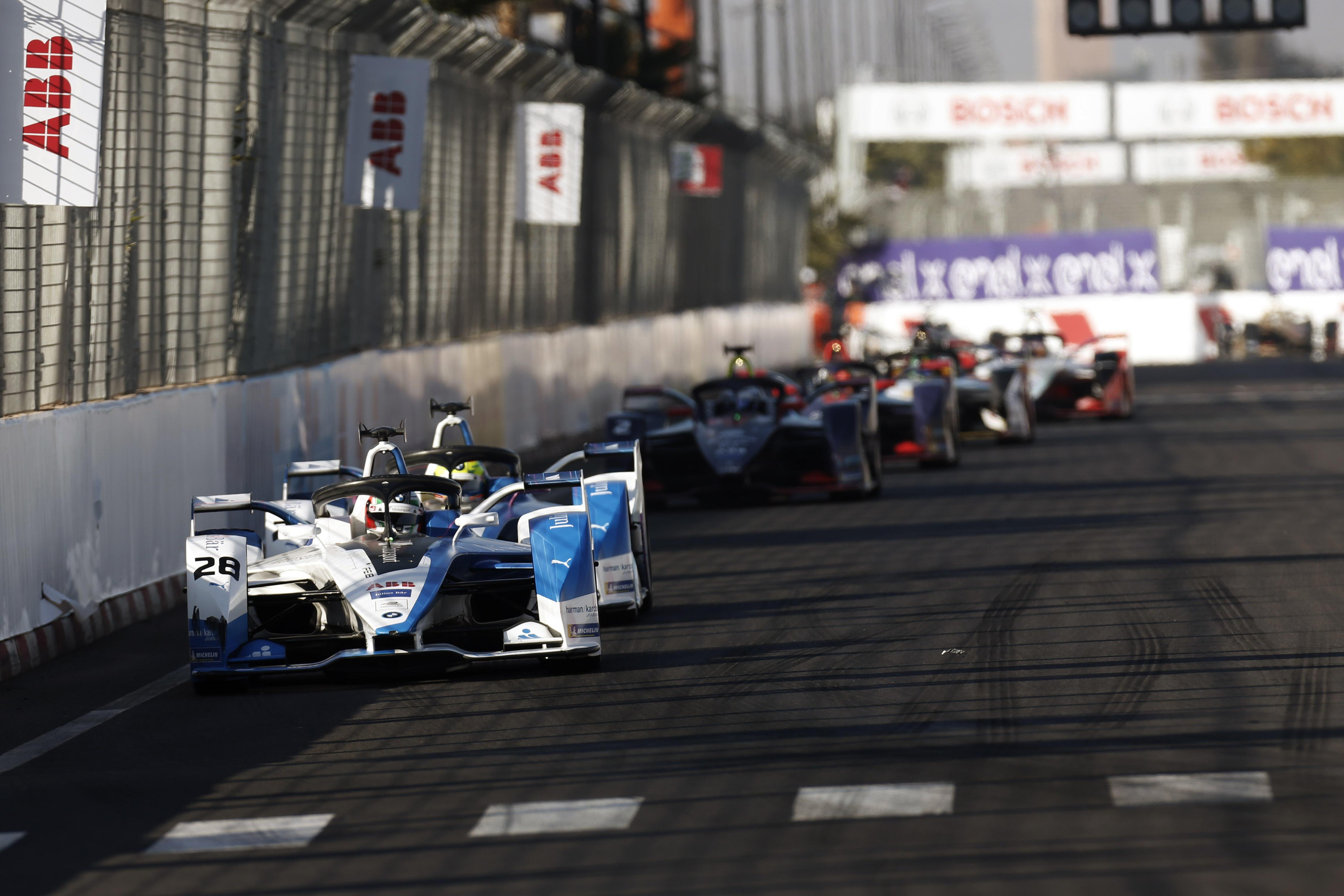 Formula E, a Marrakech è il turno di D'Ambrosio