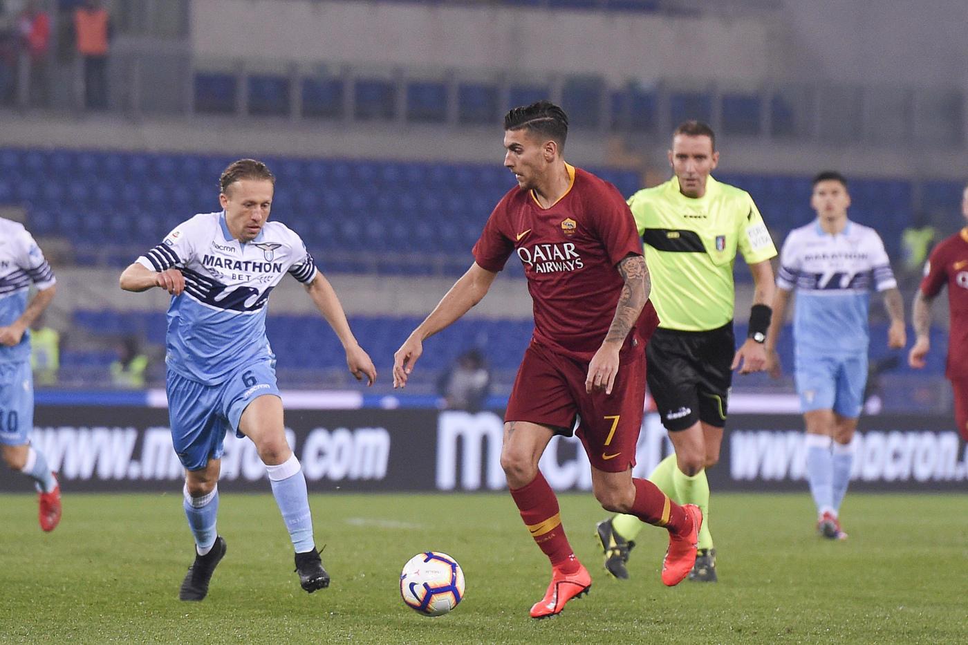La Lazio fa suo il derby: Roma, niente 4° posto