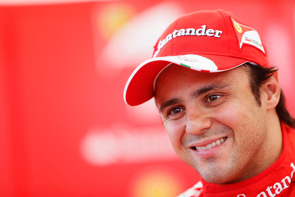 9) Felipe Massa: 97 milioni di euro (2002-2017)