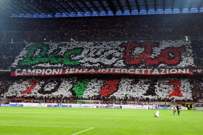 La notte del Milan