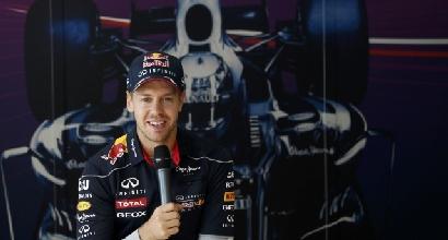 Sebastian Vettel foto Reuters