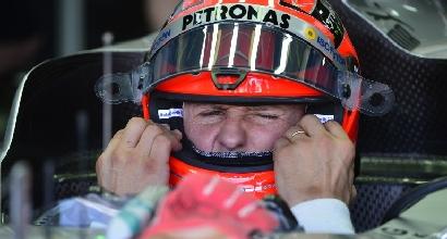 Schumacher, foto Afp
