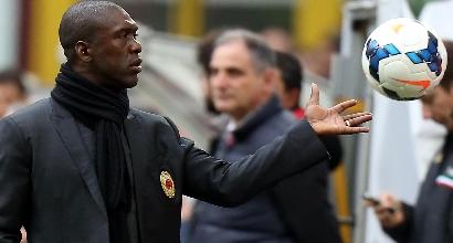 """Milan, Seedorf dopo il Livorno: """"Lo spogliatoio è unito"""" - Calcio"""