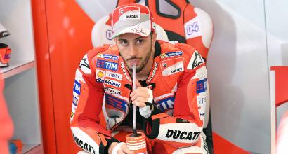 "MotoGP ad Assen, Rossi: ""Sono stato un somaro"""