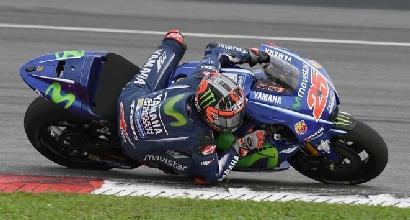 MotoGP,Vinales re ai test di Sepang