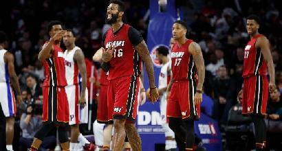 NBA: Gallinari-Belinelli, sconfitte pesanti