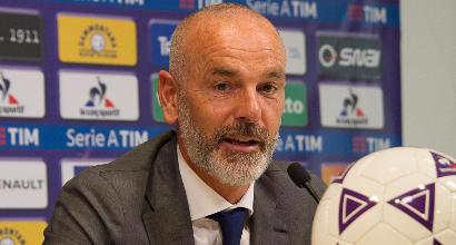 """Fiorentina, Pioli: """"Ho una squadra giovane e ambiziosa"""""""