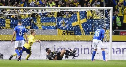 Italia-Svezia, Buffon suona la carica: