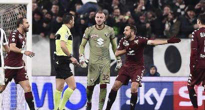 Arbitri, Doveri fermato per 1-2 giornate dopo l'errore in Juventus-Torino