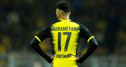 Borussia Dortmund, Aubameyang in partenza: c'è l'Arsenal