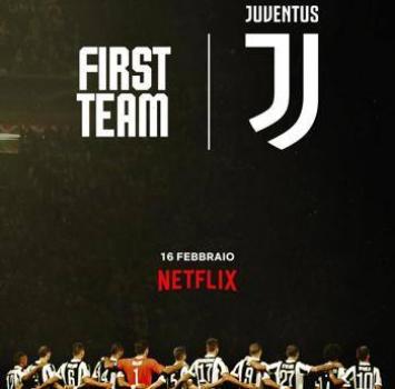 La Juventus sbarca su Netflix: l'anteprima della serie tv