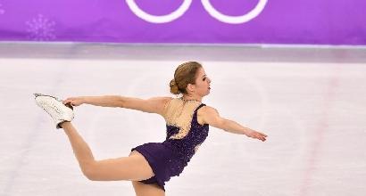 Pyeongchang 2018, pattinaggio artistico: oro alla 15enne Zagitova, Carolina Kostner quinta