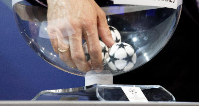 Champions, IN DIRETTA su Canale 20 e Premium Sport il sorteggio delle semifinali