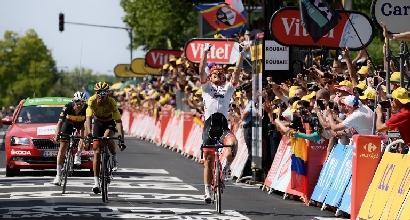 Tour de France: a Roubaix vince Degenkolb