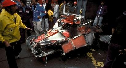 Lauda e quello spaventoso incidente al Nurburgring