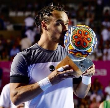 Tennis, Atp Los Cabos: super Fognini trionfa in Messico .