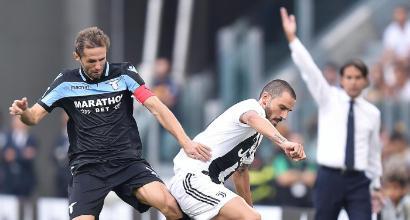 Juve, Bonucci divide lo Stadium: insulti e applausi