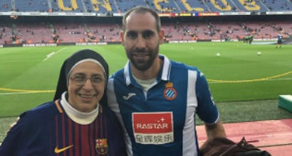 Real Madrid, crisi mistica: gli sfottò arrivano anche dal convento