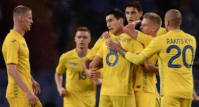 Nations League, Ucraina promossa in serie A. Gibilterra vince ancora