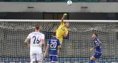 Serie B: il Verona frena, 1-1 contro la Cremonese