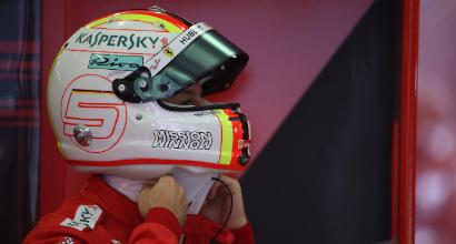 "F1 Bahrein, Vettel: ""C'è ancora potenziale da esprimere"""