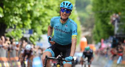 Giro d'Italia 2019: tappa a Bilbao, Conti conserva la maglia rosa