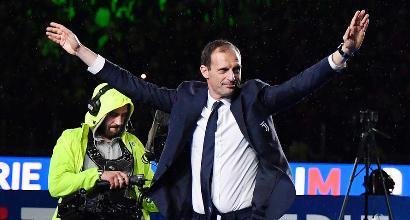 Allegri ha annunciato la formazione della Juventus: CR7 out