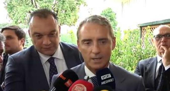 """Nazionale, Mancini vince il premio Bearzot: """"Lo ringrazierò sempre"""""""