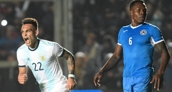L'Argentina si gode Lautaro,