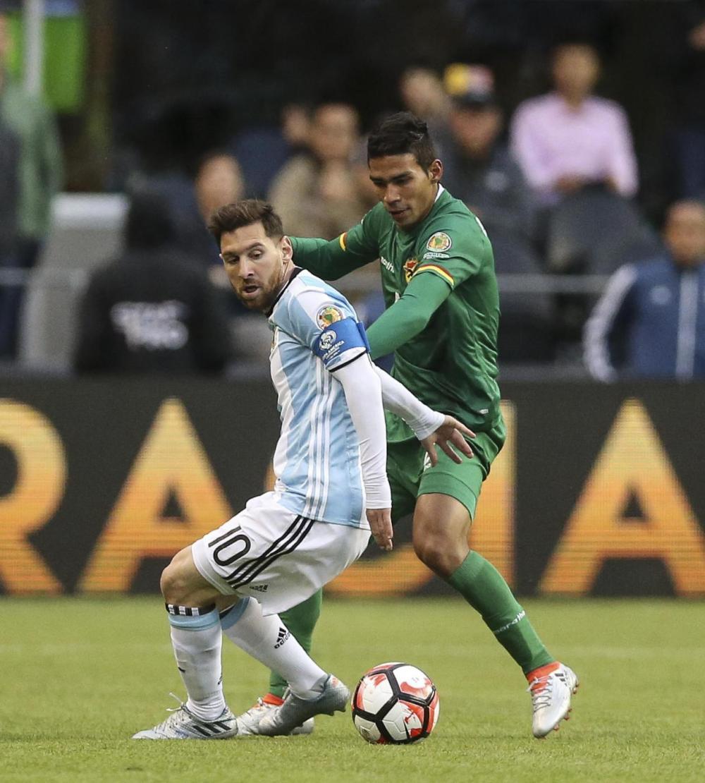 Argentina e Cile convincono e volano ai quarti