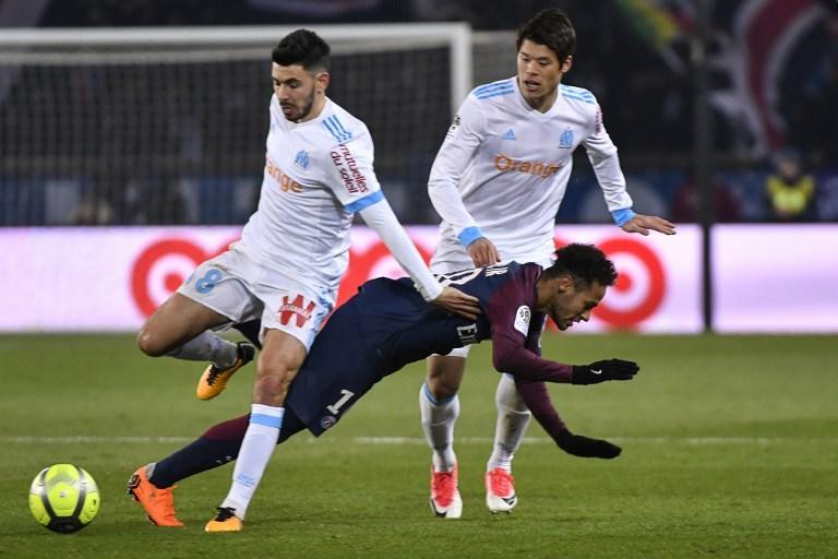 Psg, paura per Neymar